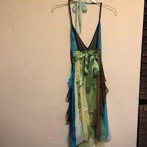 "Beautiful BCBG Max Azria ""Mermaid"" Dress"